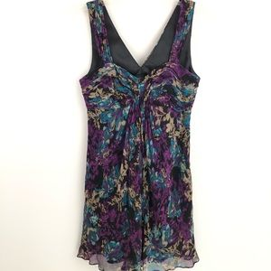 Laundry by Shelli Segal silk dress